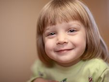 Free Little Girl Stock Photography - 18337502