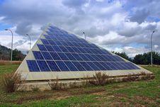 Free Solar Energy Royalty Free Stock Photo - 18337535
