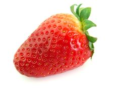Free Juicy Strawberry Stock Photography - 18337742