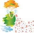 Free Love Fairy Royalty Free Stock Image - 18345936
