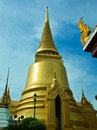 Free Golden Pagoda Royalty Free Stock Photography - 18348667
