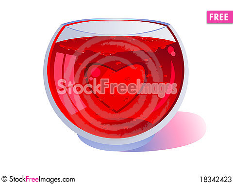 Free Drink A Love Stock Photos - 18342423