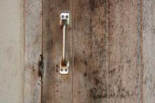 Free Doors And Locks Royalty Free Stock Photo - 18340305