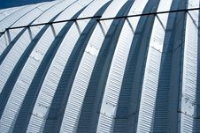Metal Roof Stock Images