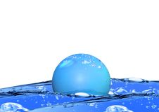 Free Bubble Floating On Water Stock Photo - 18343820