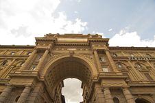 Free Piazza Della Repubblica, Florence Stock Image - 18345961