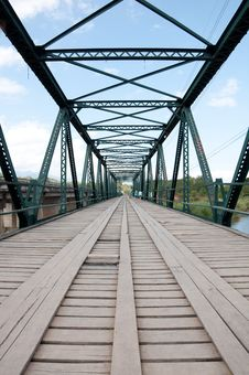 Free The World War II Memorial Bridge In Pai Stock Photo - 18346700