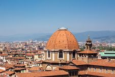 Florence View Stock Images