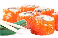 Free Sushi Royalty Free Stock Photography - 18346967