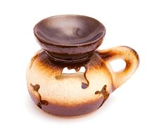 Aromatherapy Burner Royalty Free Stock Image