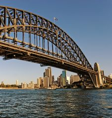 Free Architectural Detail Of Sydney Stock Photography - 18348202