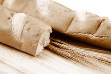 Free Wheat Bread Loafs Stock Photos - 18348203