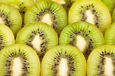 Free Fresh Kiwi As A Background Royalty Free Stock Image - 18348846