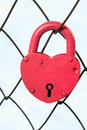 Free Padlock Heart Royalty Free Stock Photo - 18350025