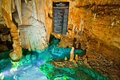 Free Luray Caves Cavern Wishing Well Royalty Free Stock Image - 18354086