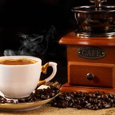 Free Coffee Stock Images - 18350384