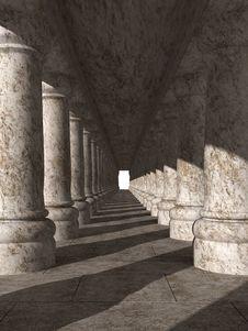 Free Columns Stock Image - 18350411
