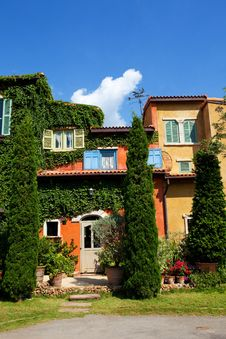 Free Italy House Style Stock Images - 18350714