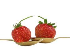 Free Strawberry Stock Image - 18350741