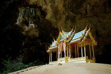 Free Phraya Nakorn Cave Royalty Free Stock Image - 18351146