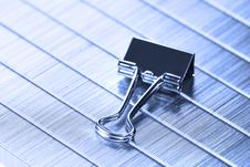 Free Paper Clip Stock Photo - 18352220