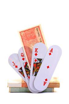 Free Gambling Time Stock Photography - 18352562