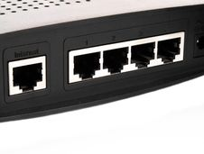 Free Router Stock Photo - 18352710