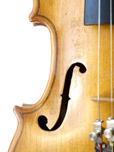 Free Violin Royalty Free Stock Image - 18352716