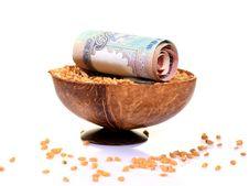 Free Sacred Money Stock Photography - 18352792