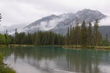 Free Bow River Royalty Free Stock Image - 18352936