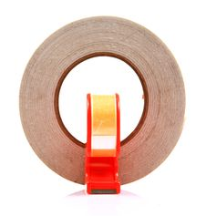 Dual Side Adhesive Tape Royalty Free Stock Photography