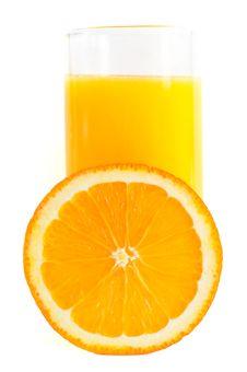 Free Orange Juice Stock Photos - 18354873