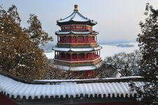 Free Beijing Summer Palace ,China Royalty Free Stock Photography - 18356437