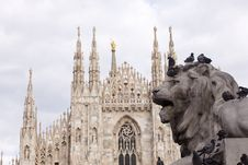 Free Milan Stock Photography - 18357062