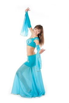 Free Belly Dancer Stock Photo - 18358750