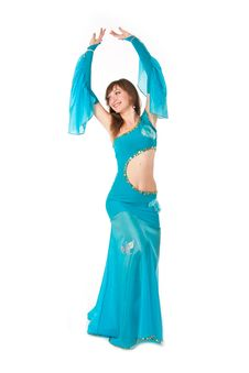 Free Belly Dancer Stock Images - 18358764