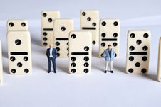 Free Domino Stock Images - 18358904