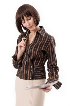 Free Businesswoman Stock Images - 18359414