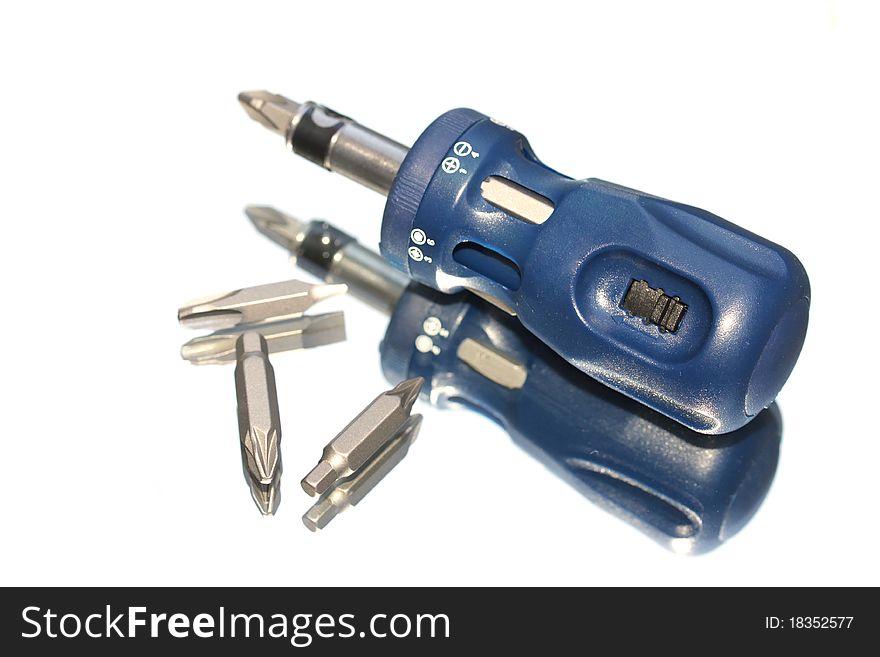 Screwdriver & Drill Bits