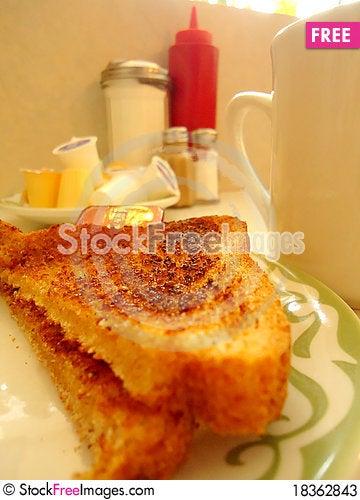 Free Diner Breakfast Stock Photos - 18362843