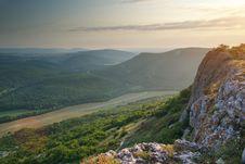 Free Beautiful Mountain Landscape Stock Images - 18360054