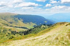 Free Carpathian Views Royalty Free Stock Photography - 18360097