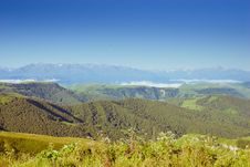 Free Caucasus Mountains Stock Photo - 18360940