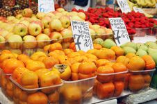 Free Close Up Of Fruits On Market Royalty Free Stock Photo - 18362775