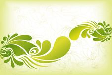Free Colorful Floral Background Royalty Free Stock Photos - 18363338