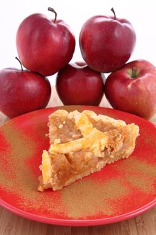 Free Apple Pie Royalty Free Stock Photos - 18366018