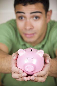 Free Piggy Bank Stock Photos - 18366713