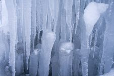 Free Icicles Royalty Free Stock Photo - 18369245
