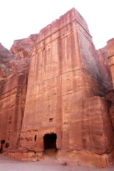 Free Petra, Jordan Stock Photography - 18369252