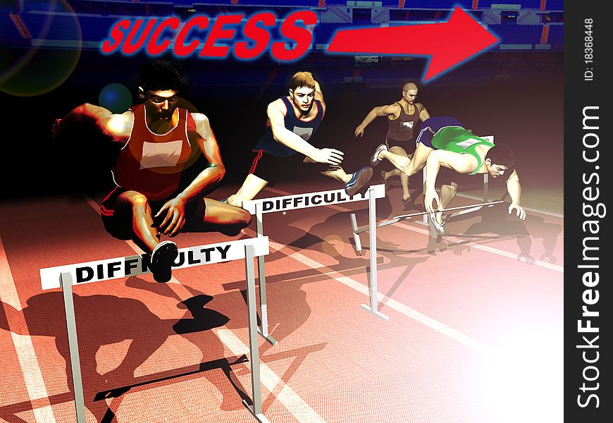Abstract success